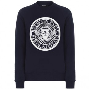 BALMAIN COIN SWEATER