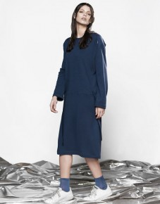 Spruce geometry dress