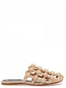 Alexander Wang Dome Stud Lou sandals