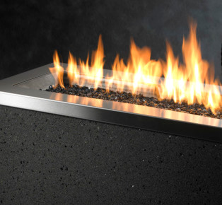 Electric Fire Pit the home decor design