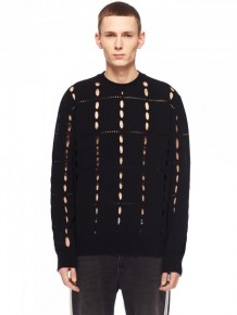 MSGM Black Sweater