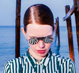 Fashion Editorial The Leap by Elizaveta Porodina