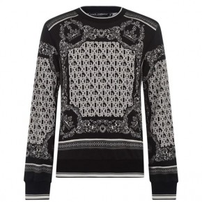 Dolce and Gabbana Bandanna sweater