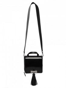 KENZO Black Sailor Shoulder Bag