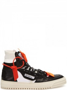 OFF WHITE low 3.0 high-top sneakers