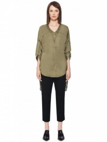 Barbara Bui Green Shirt