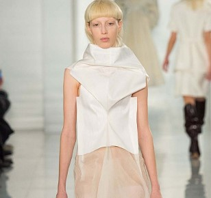 Maison Margiela Couture Spring Summer 2016 PFW